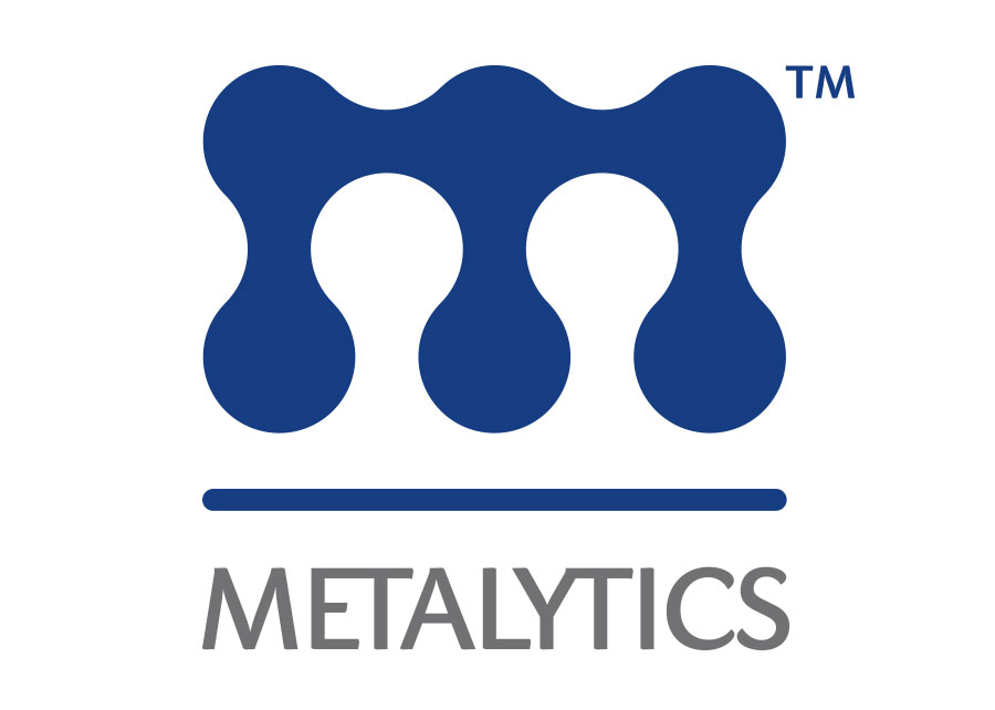 Metalytics logo