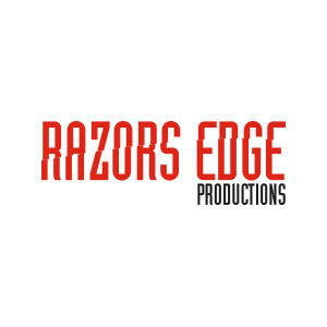 Razors Edge Productions logo