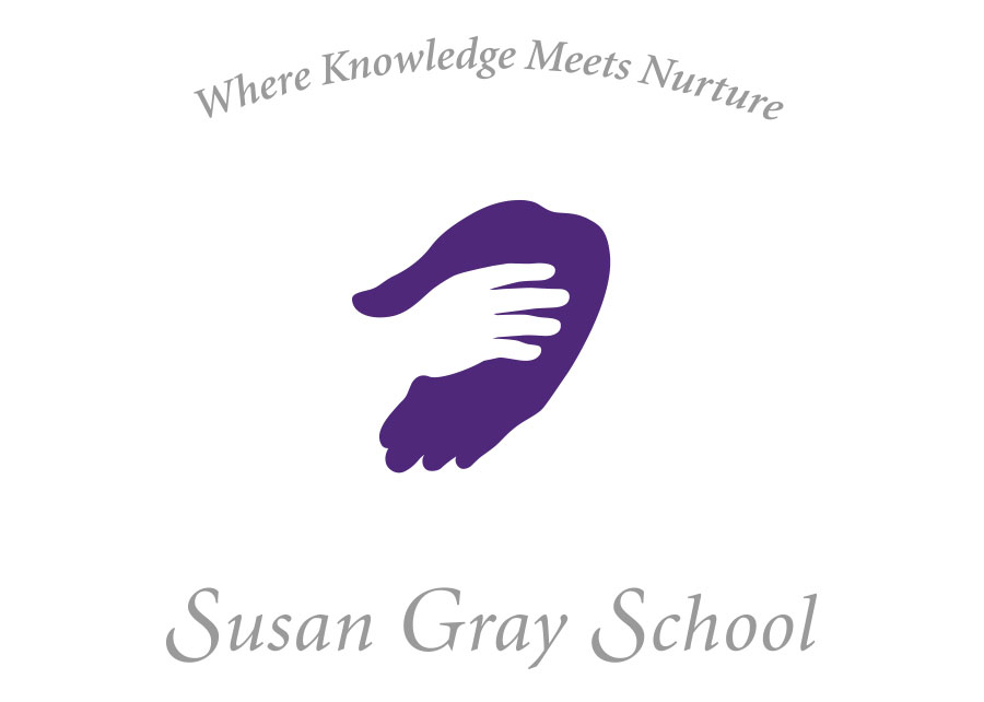 Susan Gray School logo