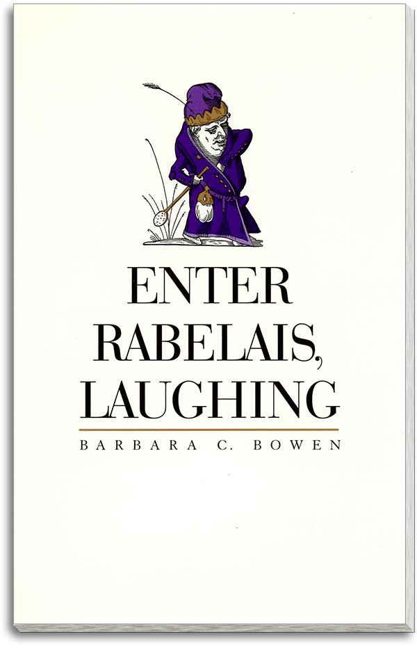 Enter Rabelais, Laughing